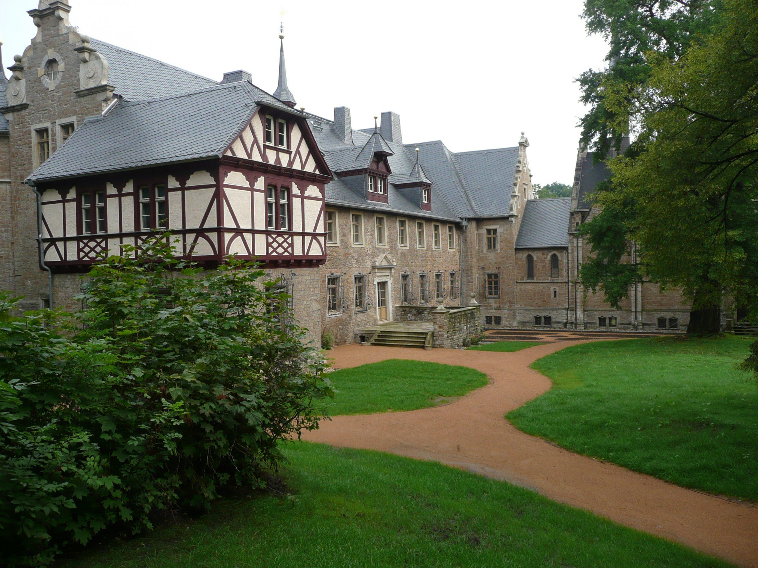 Außenanlage Schlosspark