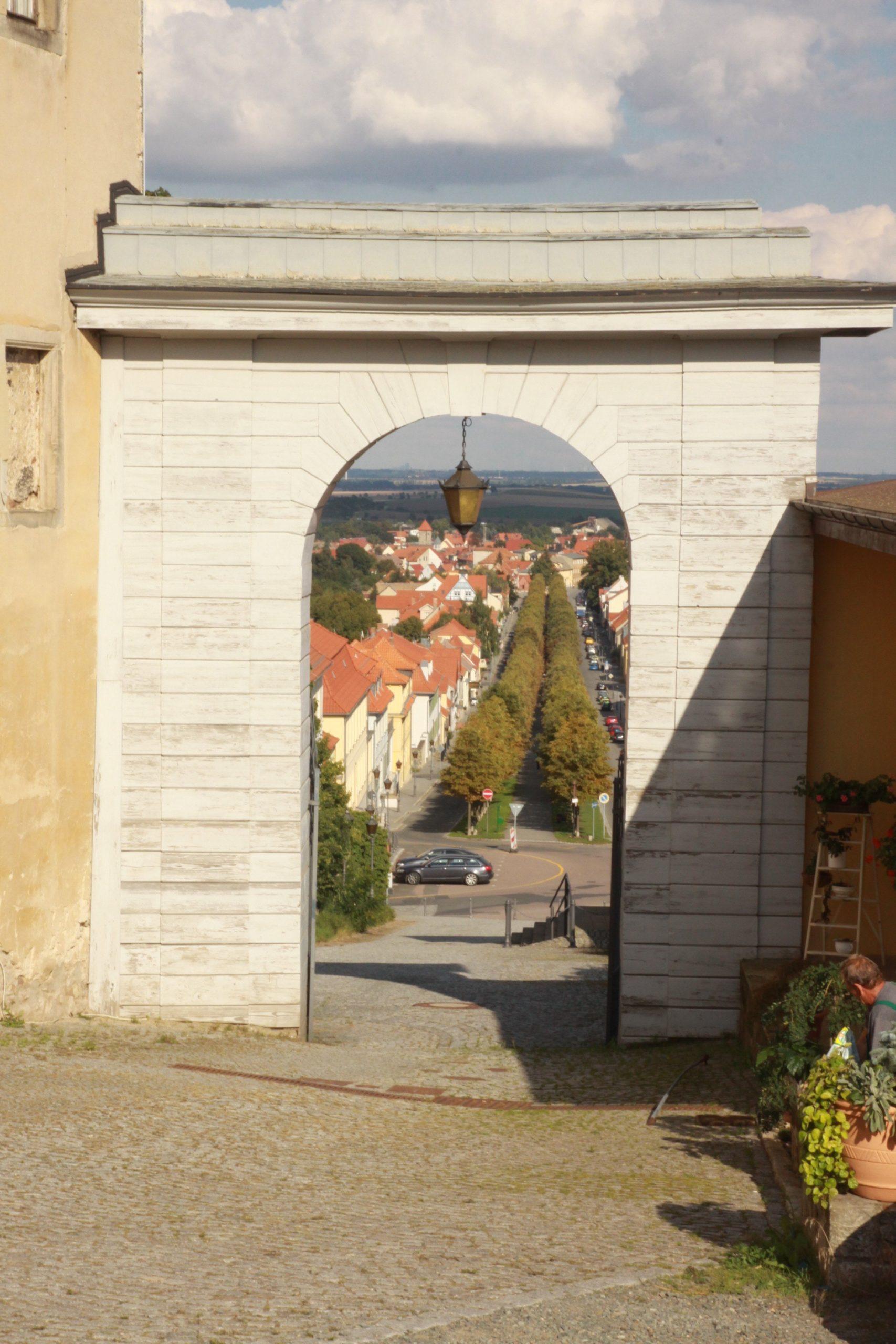 Schlossallee Ballenstedt